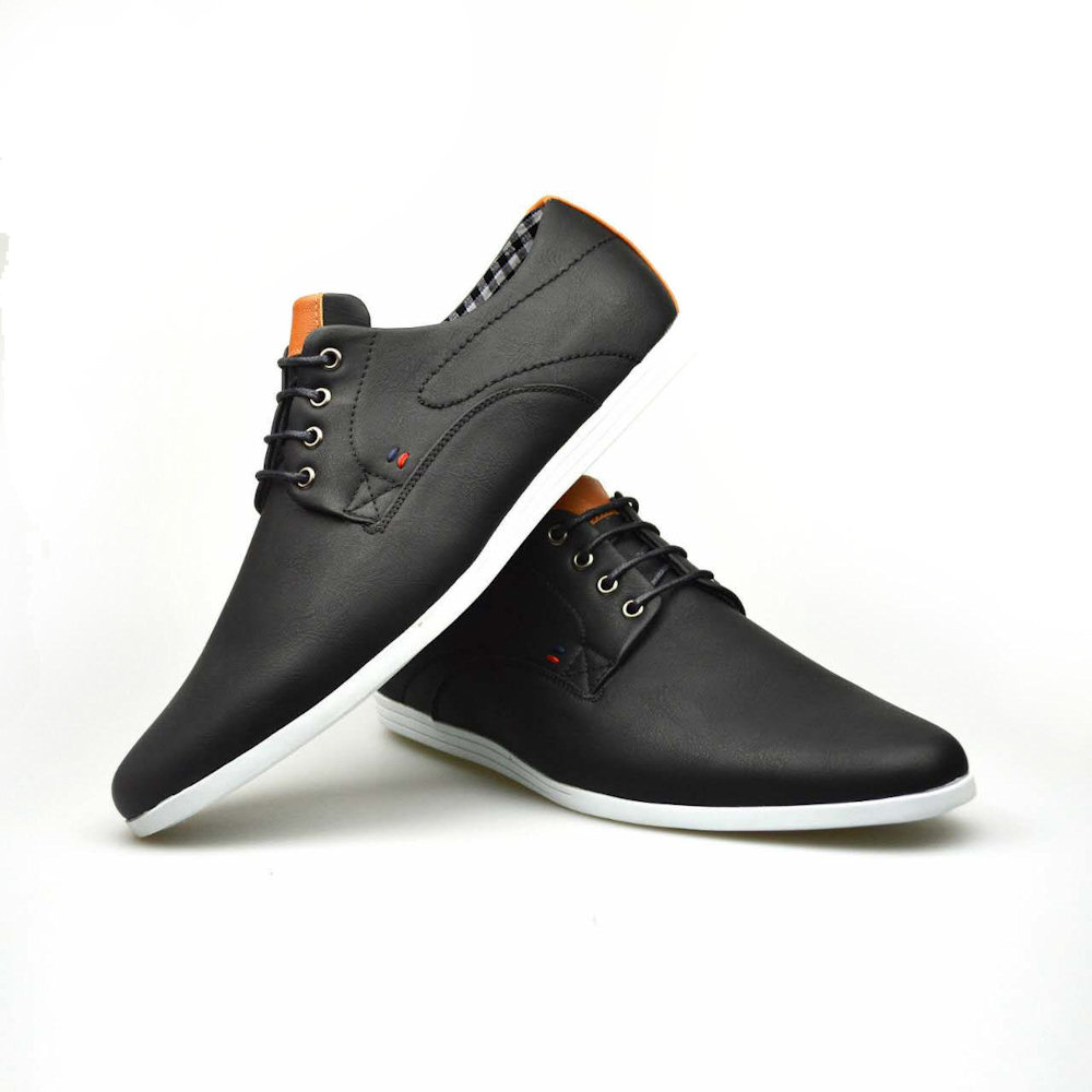 High Ankle Formal Shoes For Mens