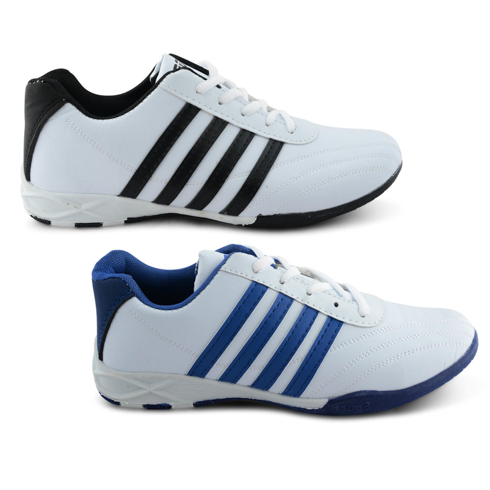c6d65e80fc MENS RUNNING TRAINERS CASUAL LACE UP GYM WALKING SPORTS SHOES SIZE 7 8 9 ...